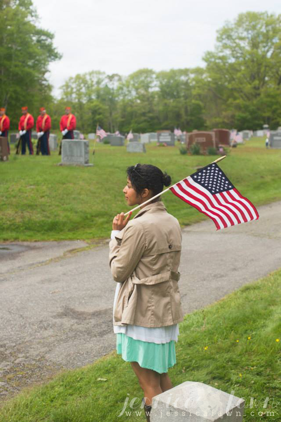 Kittery Memorial Day Parade | JessicaFawn.com